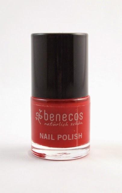 Kaylin's Kit: Review: Benecos Nail Polish