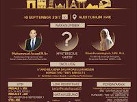 International Scholarship Show  UNDIP 2017