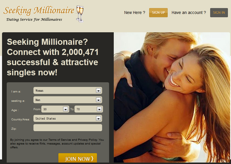 Millionaire dating new york