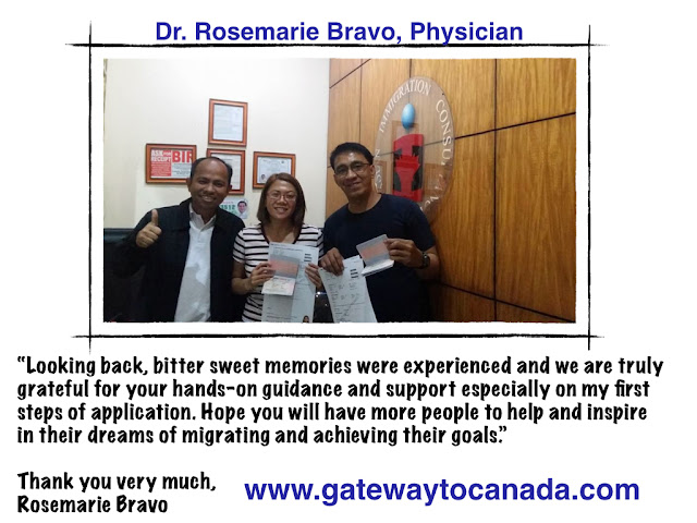 Physician needed in Canada