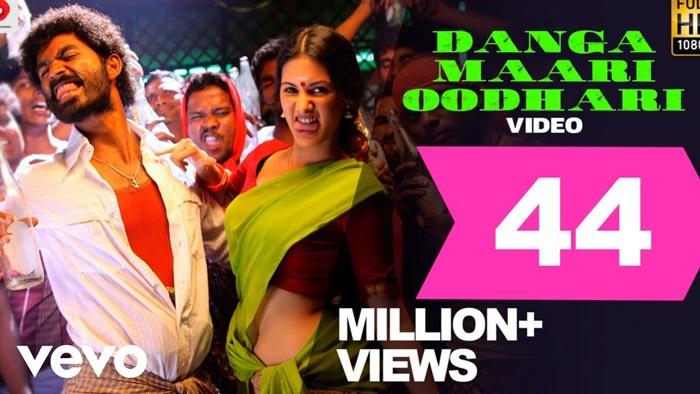 Danga Maari Video Song Download Anegan 2015 Tamil