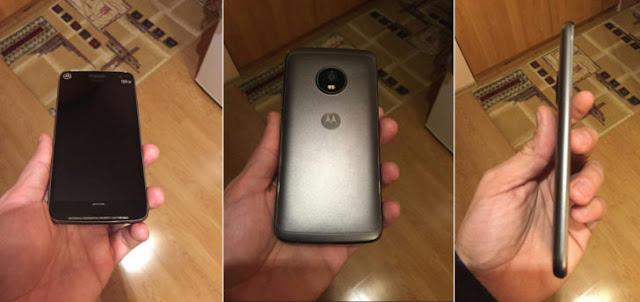 Một chiếc điện thoại mới của Motorola được rò rỉ, sẽ giới thiệu tại MWC 2017?