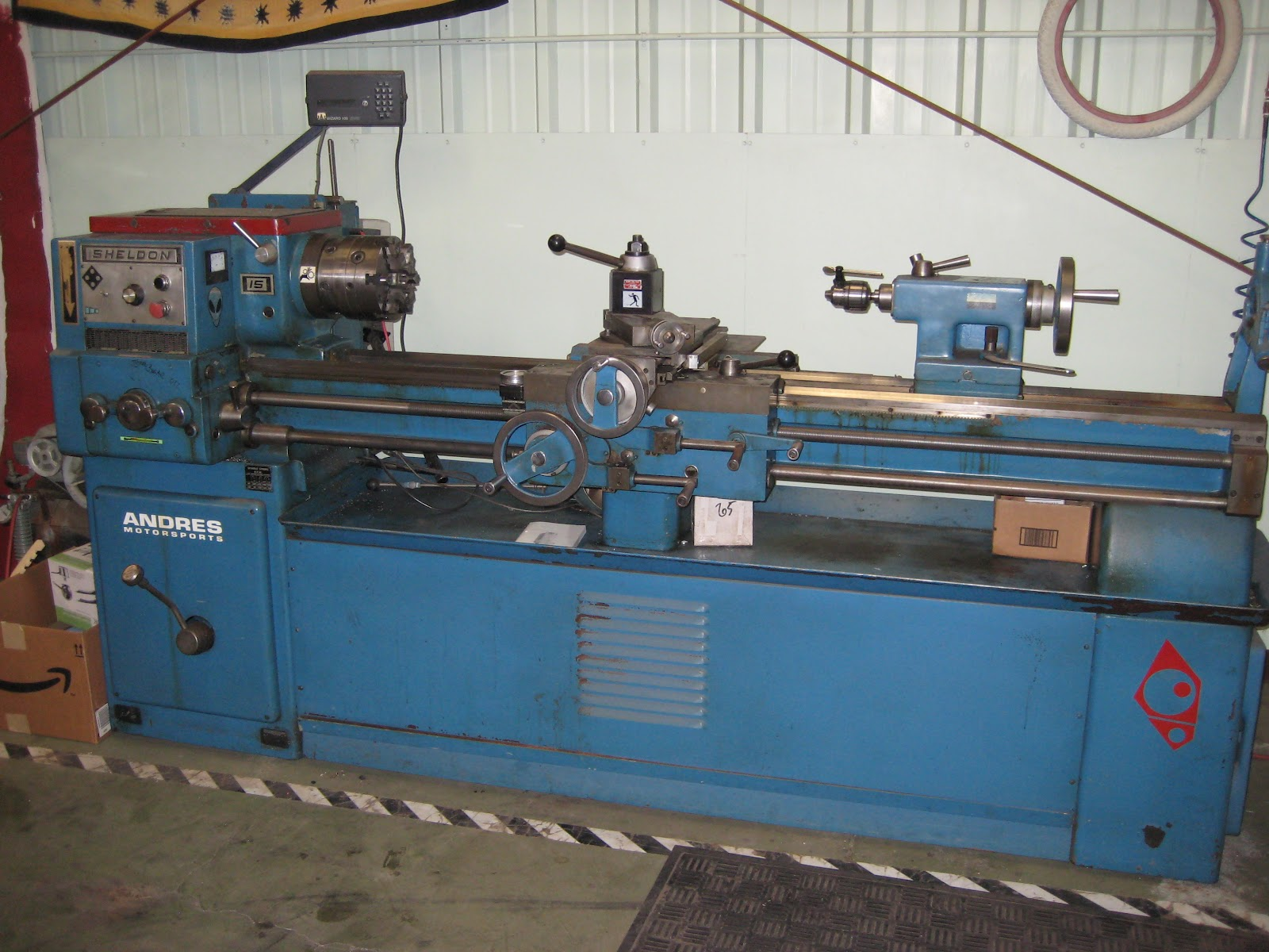 Used Lathes Engine Lathe For Sale Precision Lathes Tool Room >> Nothing Too Strong Ever Broke Looking At Used Lathes Part 1