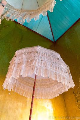 Monastère de Maing Thauk - Région lac Inle - Myanmar Birmanie