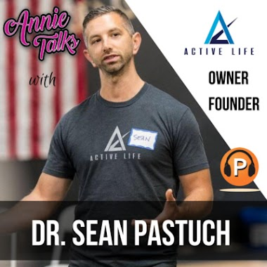 Annie Talks with Dr. Sean Pastuch