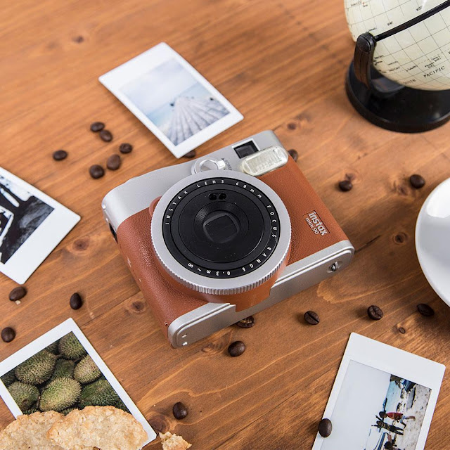 Fotocamera istantanea Fuji Instax Mini 90 brown dmail