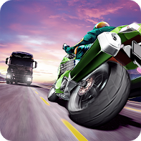 Game Android Traffic Rider v1.0 Mod Apk ( Unlimited Money ) Download