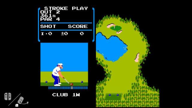 Todas las Nintendo Switch llevan Golf de NES oculto