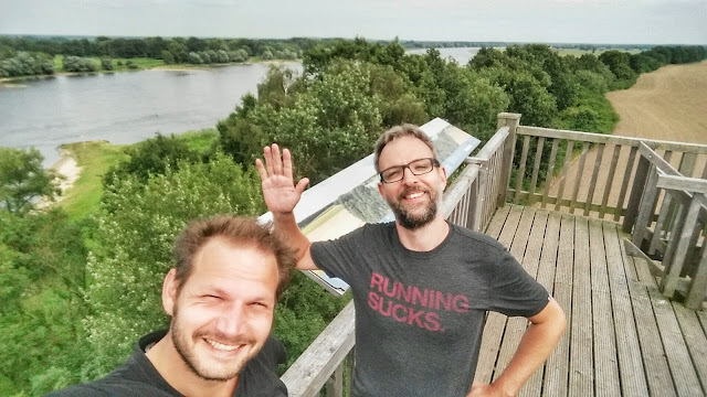 Green Belt bike tour Elberadweg with Michael Vaes