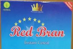 RED BRAN SEREAL BERAS MERAH