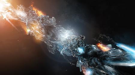 Hot Digital Art: Icarus 2560x1600