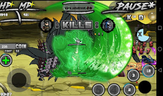 Naruto Senki Battle of Ninja v4 by Syarifad Apk (Event Adadroid 2018)