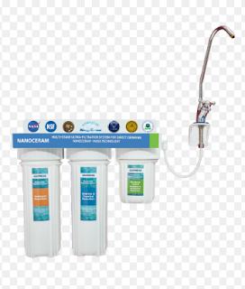 máy lọc nước nanoceram