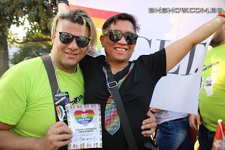 IMG 0034 - 13ª Parada do Orgulho LGBT Contagem reuniu milhares de pessoas