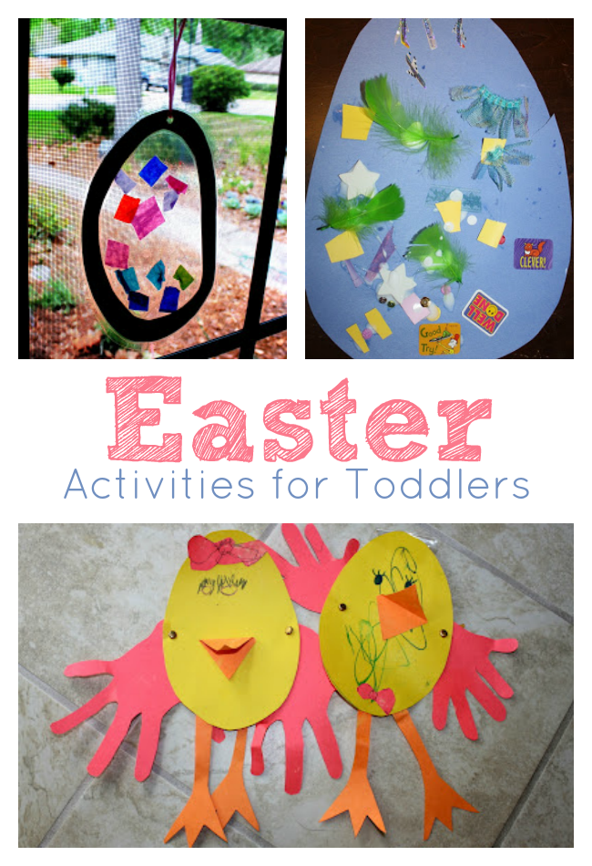 easter craft ideas preschoolers easter crafts and activities for toddlers the educators 4310