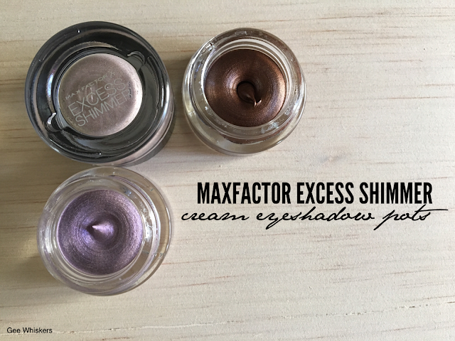 MaxFactor Excess Shimmer Review