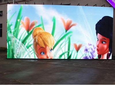Đơn vị thi công màn hình led p4 chính hãng tại Phú Thọ