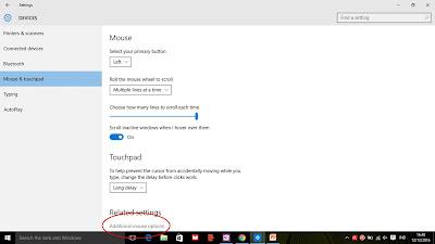 Cara Mengatur Kecepatan Kursor Mouse di Windows 10
