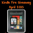 It's another KINDLE GIVEAWAY!!