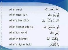 عبارات تركية ومرادفها باللغة العربية