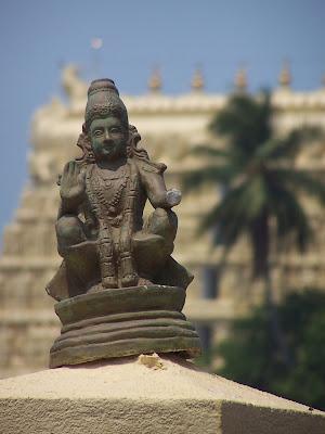Temple à Thiruvananthapuram