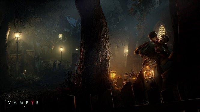 Vampyr pc gameplay