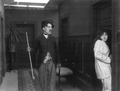 Mabel's Strange Predicament / Невероятно затруднительное положение Мейбл (9 февраля 1914)