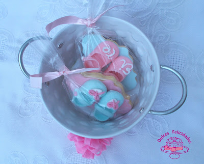 Maceta de galletas bebé