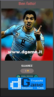 Soluzioni Guess The Football Player livello 3