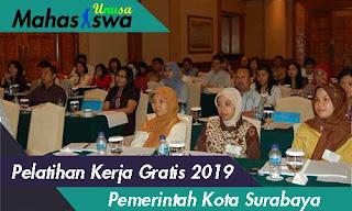 pelatihan kerja gratis surabaya 2019