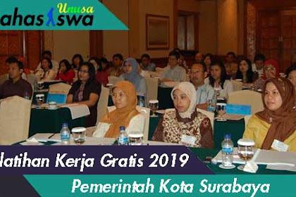 Disnaker Surabaya Adakan Pelatihan Gratis 2019