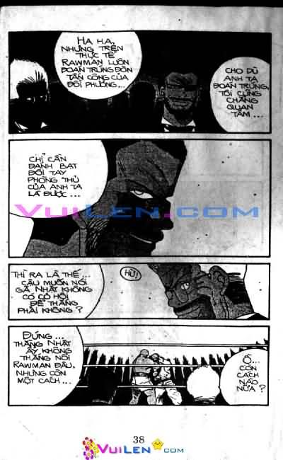 Shura No Mon  shura no mon vol 18 trang 39