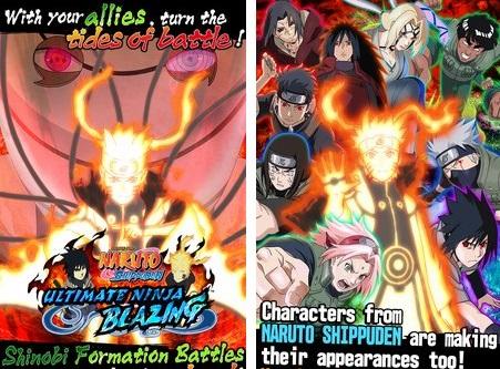 Los Mejores Juegos De Anime Para Android 2018 Gratis 5000 Juegos