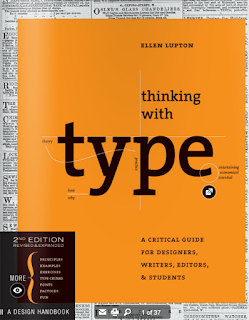 Thinking with type | Pensando en tipografía de Ellen Lupton