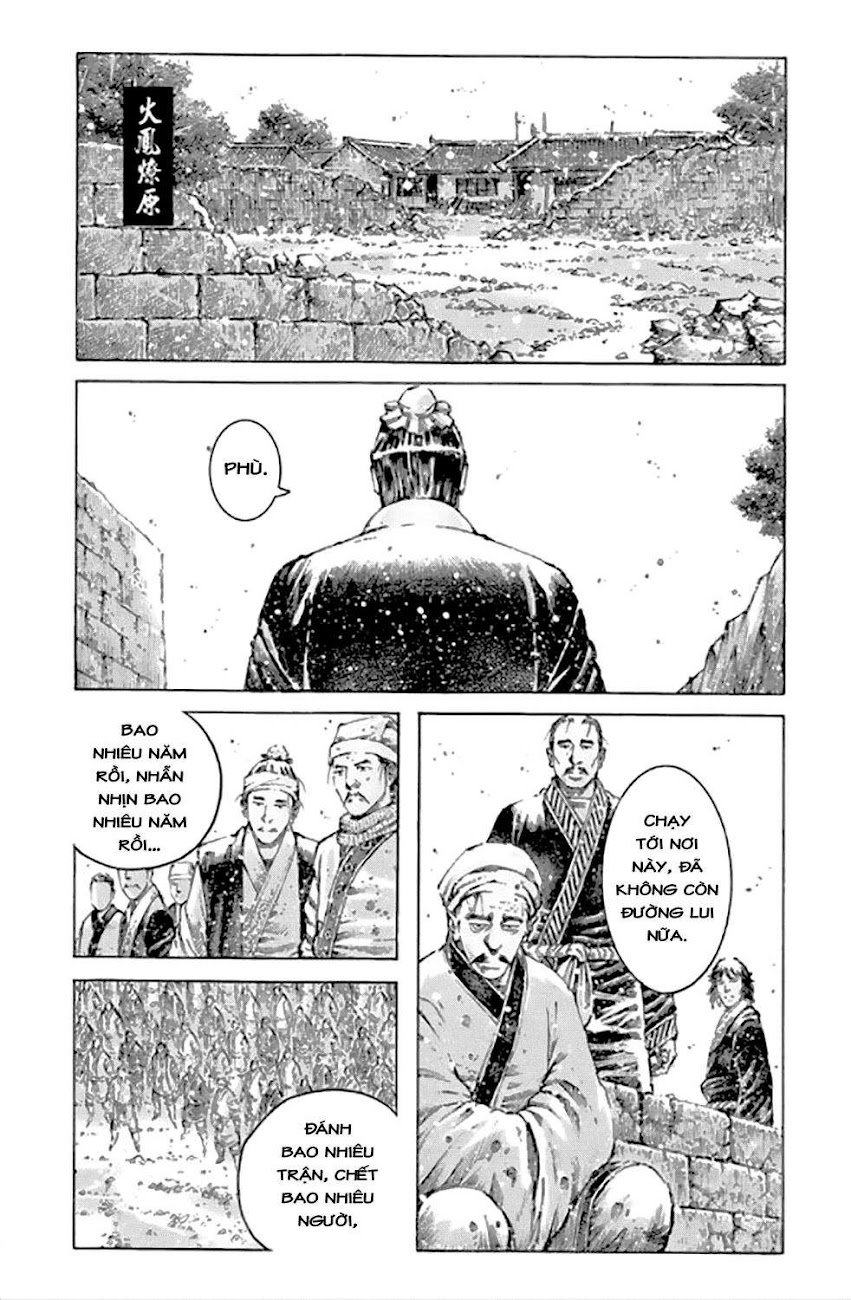 Hỏa phụng liêu nguyên Chương 494: Phục cừu hùng sư trang 1