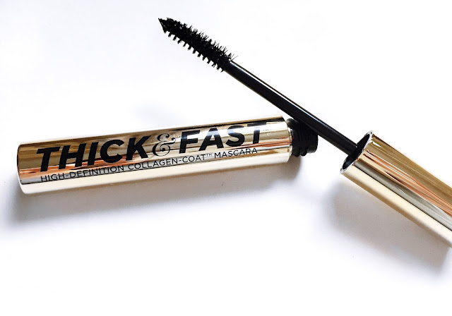 Soap & Glory Thick and Fast HD Collagen Coat Mascara