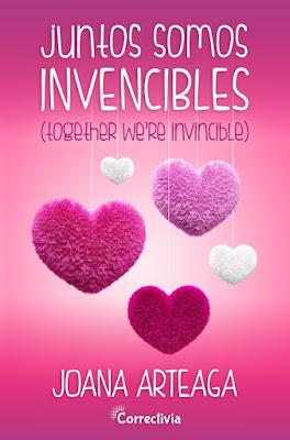LIBRO - Juntos somos invencibles : Joana Arteaga (10 Abril 2016) | NOVELA ROMANTICA Edición Digital Ebook Kindle Comprar en Amazon España