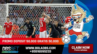 rusia 2-2 kroasia piala dunia 8 juli 2018