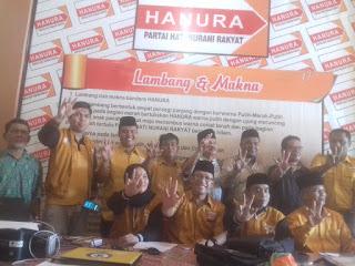 Partai Hanura Limapuluh Kota Siapkan Strategi Untuk Raih Ketua DPRD Pada Pileg 2019
