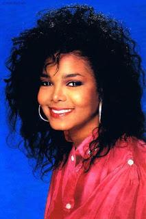 جانيت جاكسون (Janet Jackson)، مغنية أمريكية