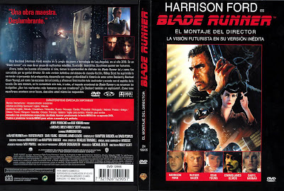 Blade Runner | 1982, Cover, Dvd, cartel