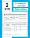Examen de Diagnóstico Segundo grado Ciclo Escolar 2019-2020