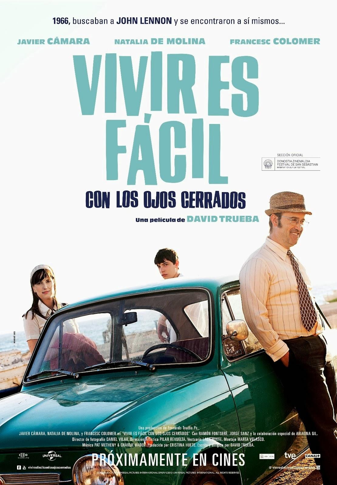 película, cine, póster, cartel, portada