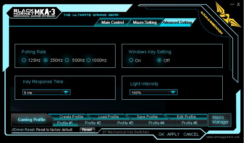 Unboxing & Review: Armaggeddon Black Hornet MKA-3 Mechanical Gaming Keyboard 21