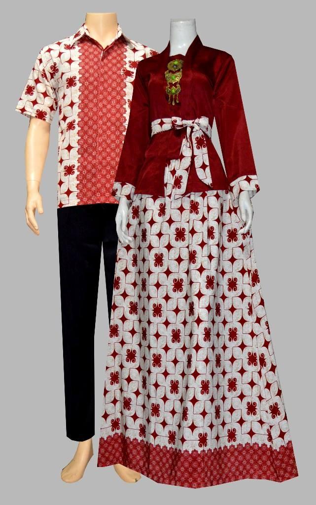 Batik bagoes solo baju batik gamis sarimbit Baju gamis vamosh