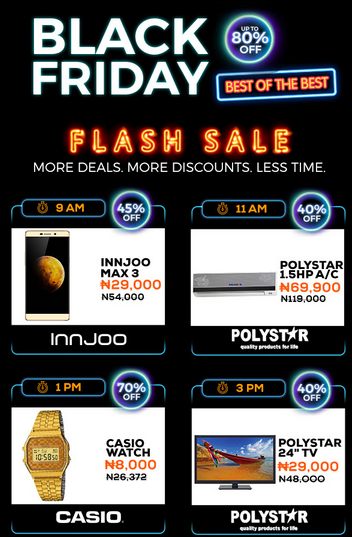 Jumia Black Friday Finale Up To 80 Off Don 39 T Miss Out