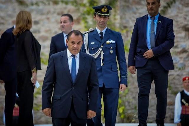 Παναγιωτόπουλος σε ΠτΔ: «Η κατάσταση θα εξομαλυνθεί όταν επιστρέψουν στους ναύσταθμους οι στόλοι»