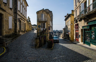 Casco antiguo Saint-Emilion