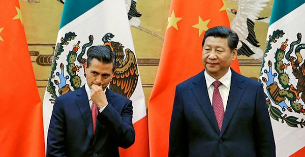 En México el Crimen organizado es el Gobierno: Presidente de China