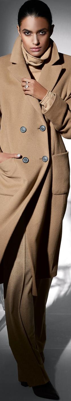 Madeleine Pure Cashmere Coat